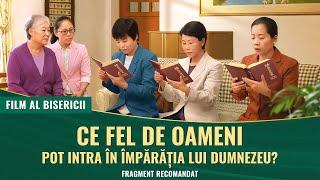 """""""Așteptarea"""" Segment 3 - Doar cei care urmează voia lui Dumnezeu vor putea intra în împărăția cerurilor"""