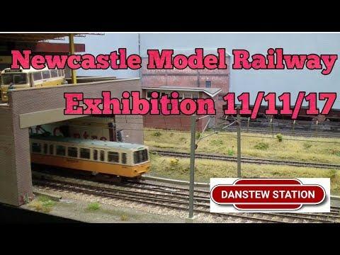 Newcastle Model Railway Exhibition 11/11/2017