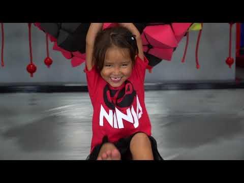 GO NINJA - Ninja Warrior Obstacle Course in Madison WI