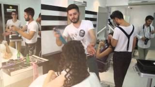 Sadullah ve Fadime Kuaför Hazırlık Klibi