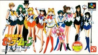 Bishoujo Senshi Sailor Moon: Another Story Video Walkthrough 1/2
