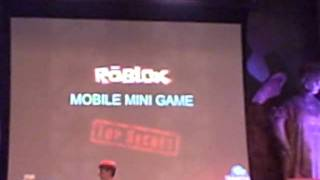 ROBLOX Rally 2011-ROBLOX Mobile