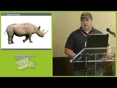 Nick Campbell: Axiom Stack: Server Side JavaScript