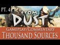 From Dust Walkthrough Part 4 Gameplay   Thousand Sources