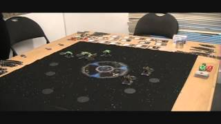 Star Trek Attack Wing batrep - 600 point DS9 Battle