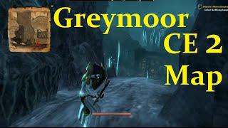 ESO Blackreach Greymoor Caverns CE 2 Treasure Map Location! - (Guide) Elder Scrolls Online