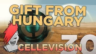 Repeat youtube video Cellevision - EP.30: Gift From Hungary