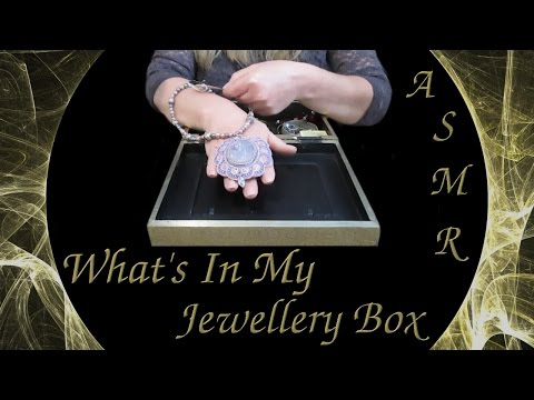What's In My Jewellery Box ASMR
