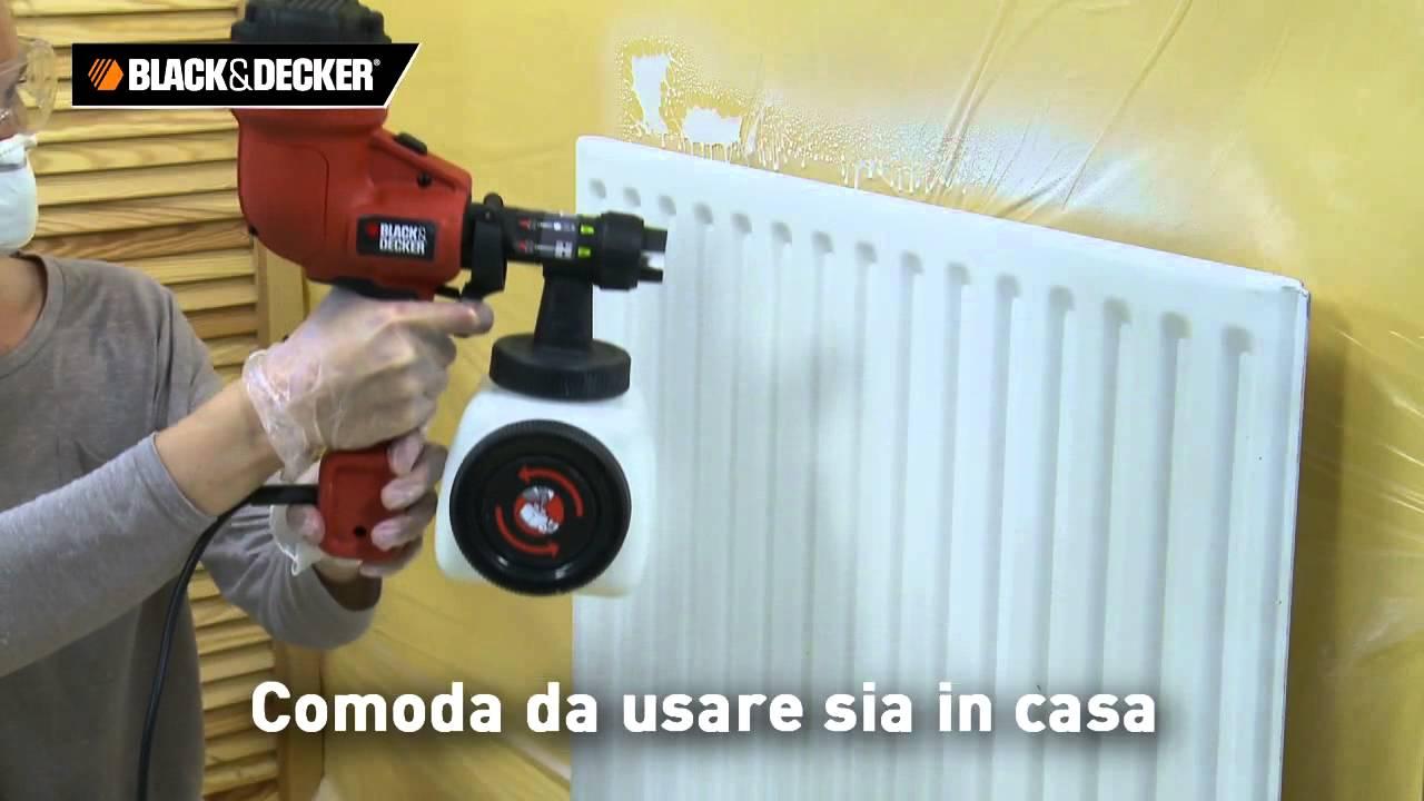 Pistola A Spruzzo Per Verniciare Bu0026D.mp4   YouTube