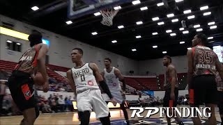 Trevon Duval (25 points) Highlights vs. Lakeland Magic