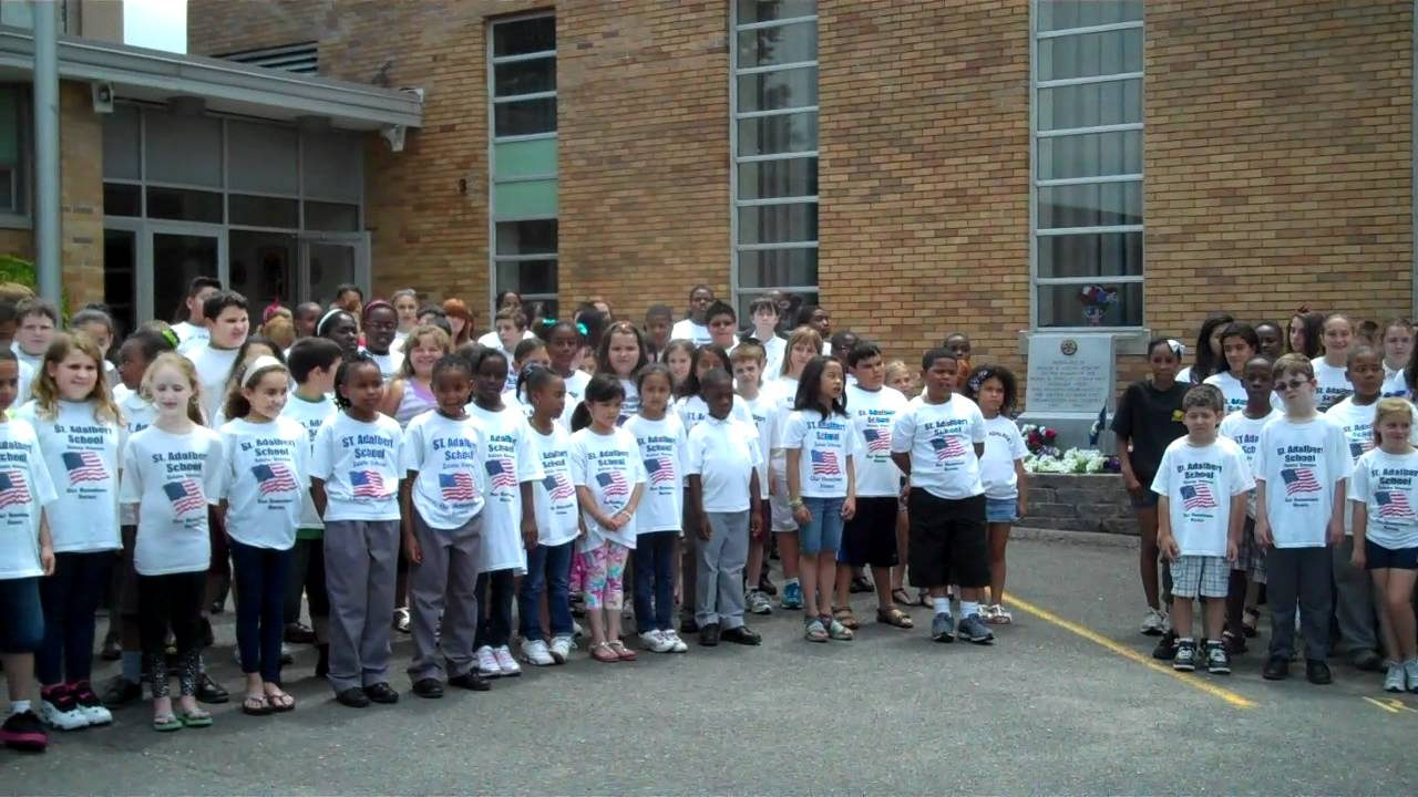 St Adalbert School Staten Island