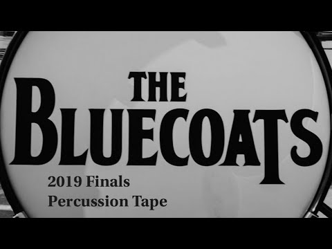 Bluecoats 2019 Finals Percussion Tape - Jeff Prosperie