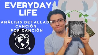 Coldplay - Everyday Life | Análisis musical