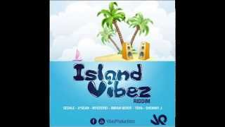 Shemmy J ~ Like A Star ~ Island Vibez Riddim ~ SLU Soca 2015