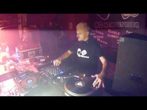 DJ RANDY REMEMBER CONTAINER SET @ APPETITE FOR DESTRUCTION   NO NEW STYLE @ PRIMASTELLA   26 11 16
