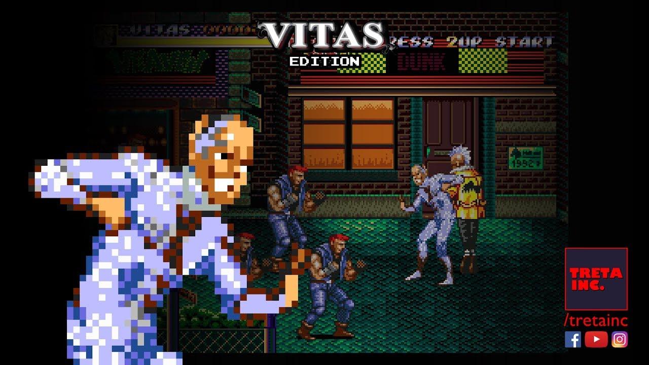 Street of Rage - Vitas Edition!