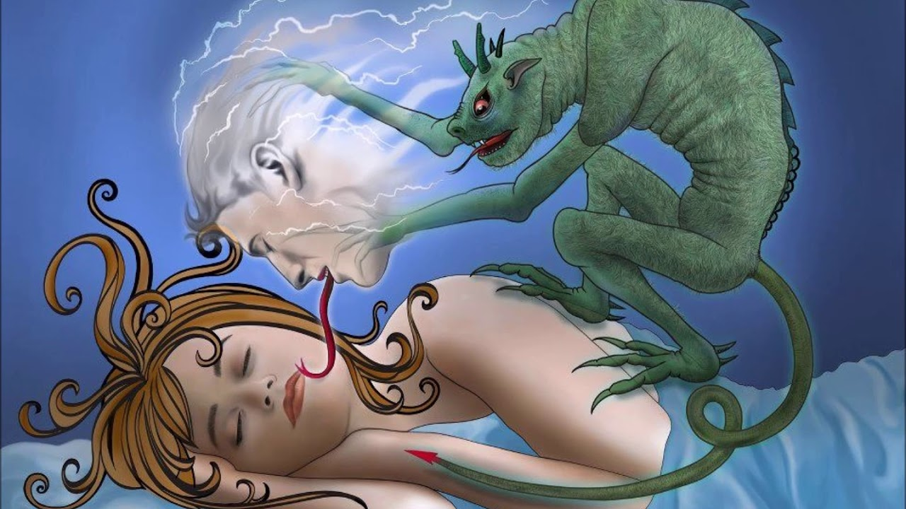 Sexual spirit encounters with incubus