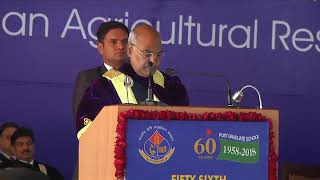 President Kovind addresses 56th convocation of Indian Agricultural Research Institute