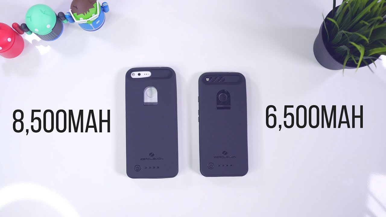 factory authentic 60085 5fb2c Google Pixel Battery Cases from ZeroLemon!