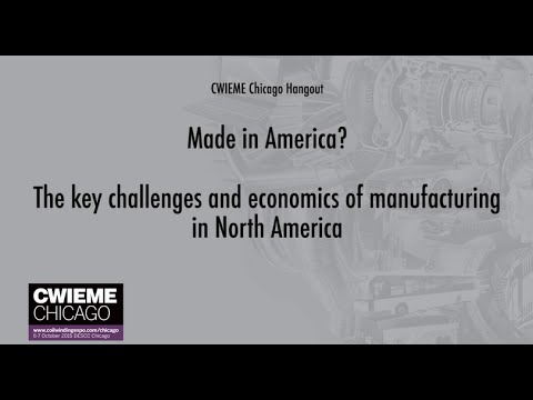 Made in America?: Key challenges and economics of the electrical manufacturing in the USA