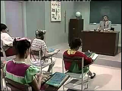 Clube do Chaves - Aula de Matemática - Episódio inédito (Espanhol)