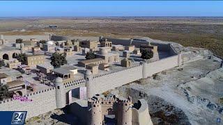 Туркестанская область - древняя история под ногами   Большие города