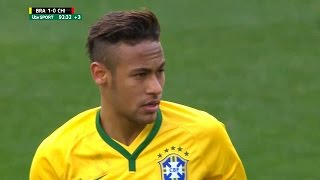 Neymar vs Chile (N) 14-15 – International Friendly HD 720p by Guilherme