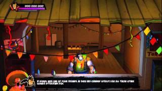 Lucha Fury Gameplay HD Xbox Live Arcade Game