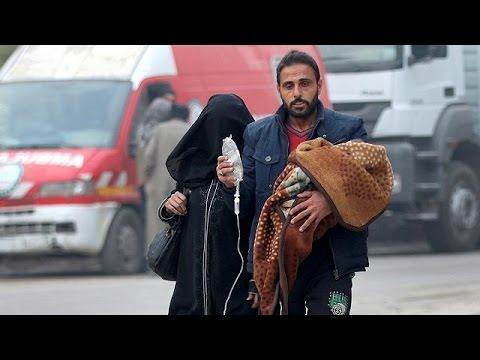 Más de 80 civiles ejecutados en Alepo,...