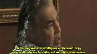 Aaron Russo about Demokracy and the NWO.  (with Hungarian subtitle)