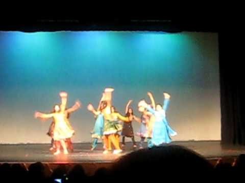 South Asian Culture Show 2010 All Girls Filmi