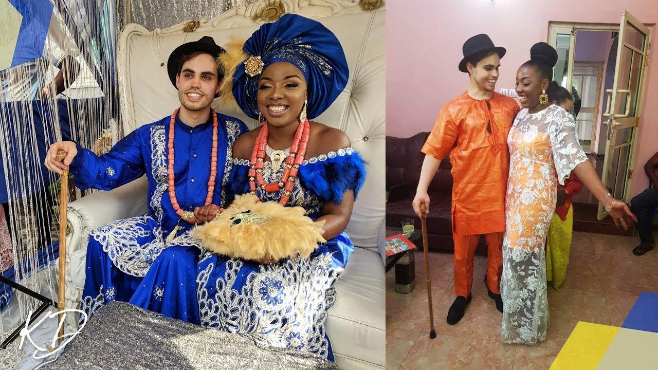 MY NIGERIAN TRADITIONAL WEDDING 2019