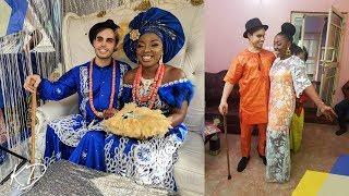 MY NIGERIAN TRADITIONAL WEDDING 2019   KIM DAVE