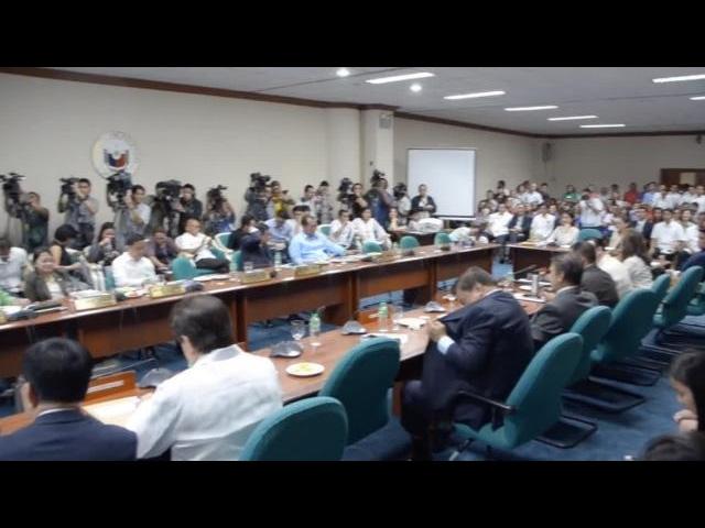 Duterte clarifies lobby claim: 'It's not necessarily money'