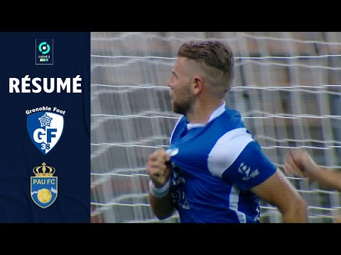 Grenoble Pau Goals And Highlights