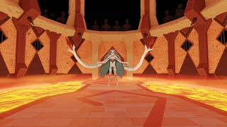 Dasyatis – RUSH (3d animation loop)