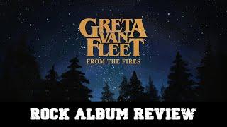 Rock Album Review - Greta Van Fleet