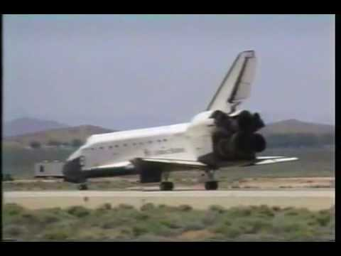worst space shuttle landing - photo #45