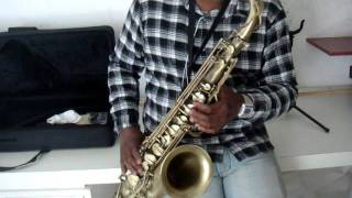 Saxofone Tenor Selmer Reference 54