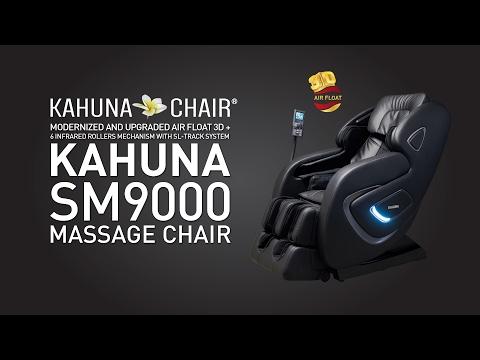Kahuna massage chair SM-9000