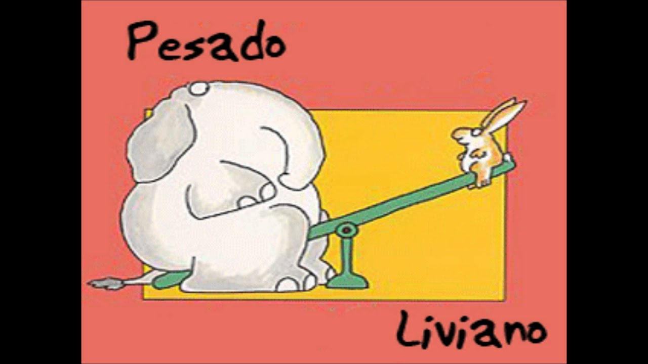 Pesado y liviano  YouTube