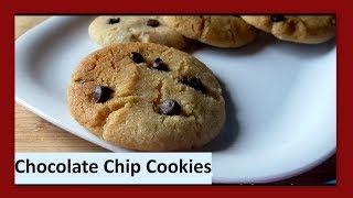 Easy Chocolate Chip Cookie recipe in kannada