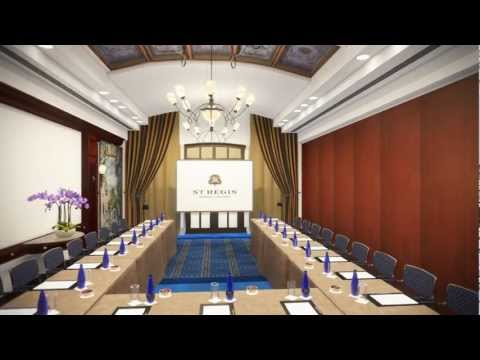 The St. Regis Mardavall Mallorca Resort Virtual Tour featuring the Meeting Room Ponent