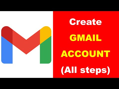 How to Create Gmail Account 👈👌 ❤️