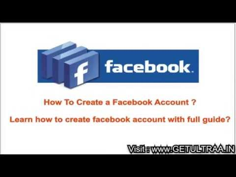 how to create a facebook account site youtube.com