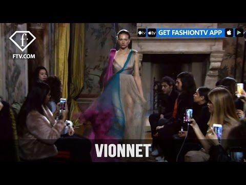 Milan Fashion Week Fall/Winter 2017-18 - Vionnet | FashionTV