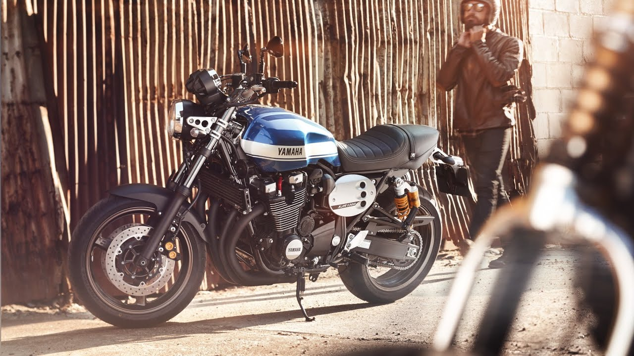 Yamaha XJR 1300 - Prueba, opinión y detalles - YouTube