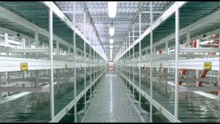 Supershelf™ Adjustable Steel Shelving System