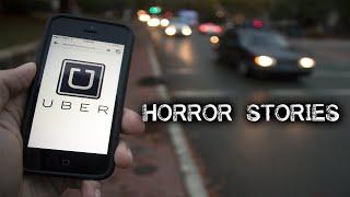 3 TRUE Uber/Lyft Horror Stories