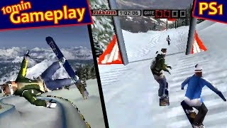 Cool Boarders 2001 ... (PS1)